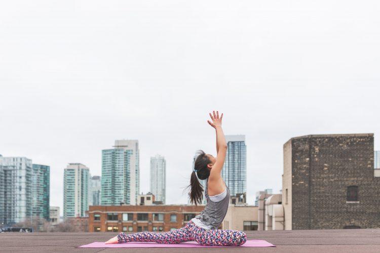 yoga girl life