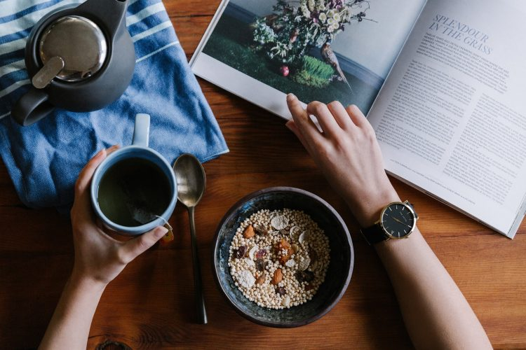 мюсли завтрак книга