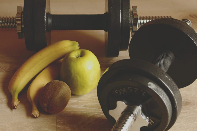 food before training