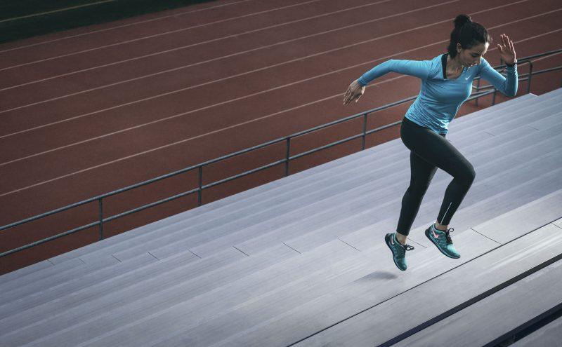 fitness nike тренировка