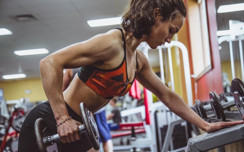 як ростуть м'язи