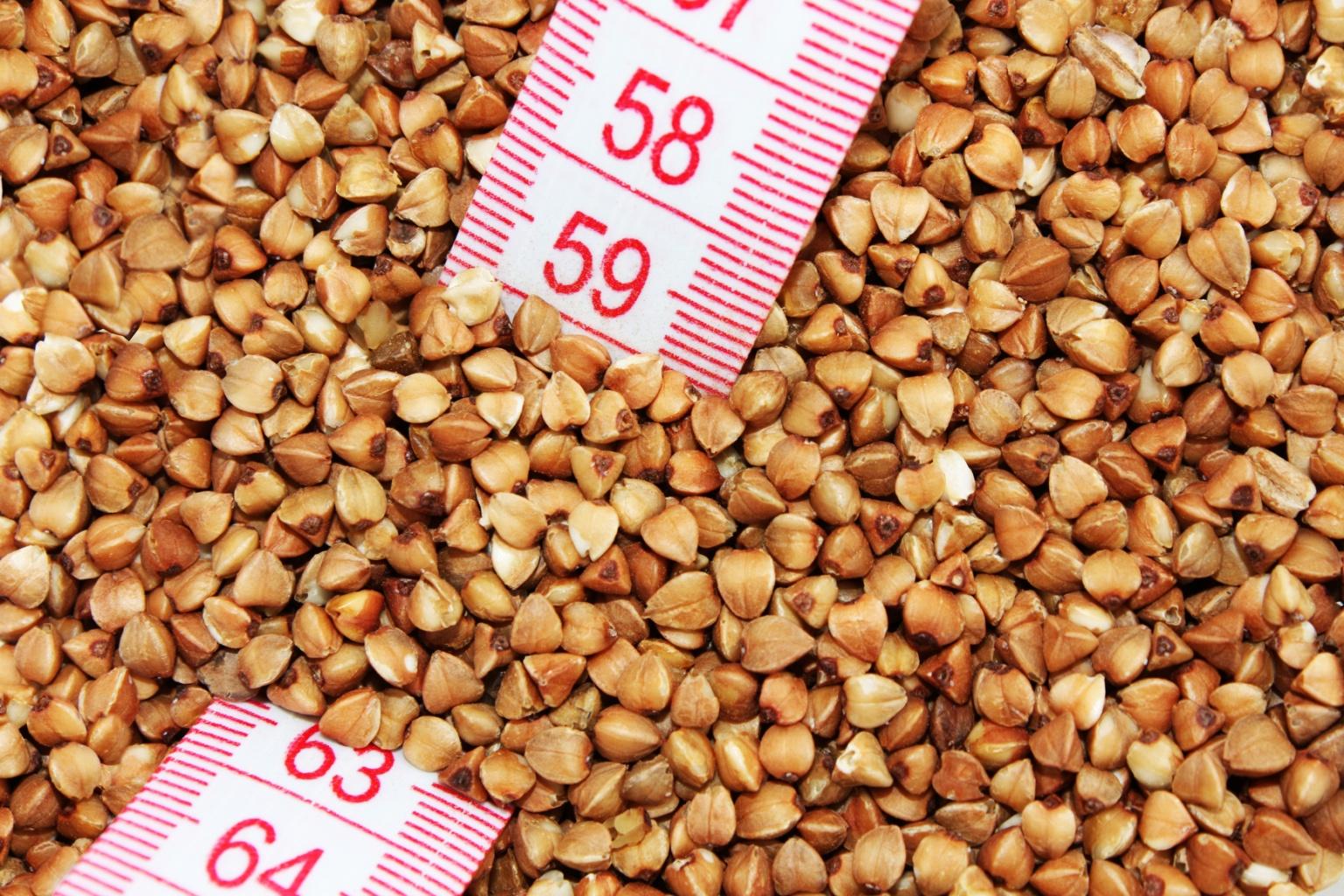 Гречневая диета белки