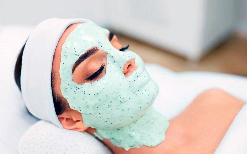 альгінатна маска