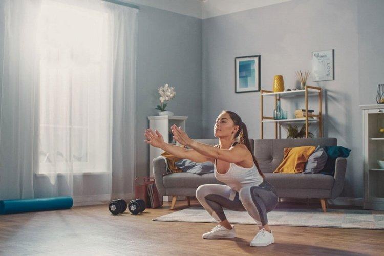 тренування вдома